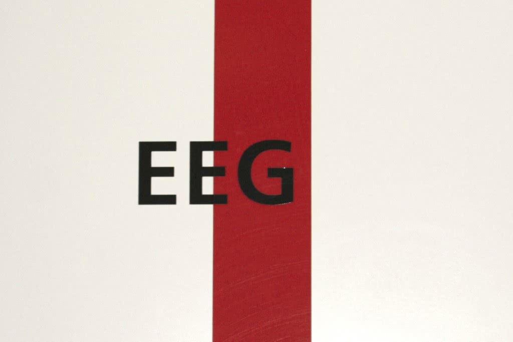 Schriftzug EEG